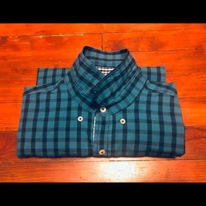 American Rag - Plaid Casual Button Shirt